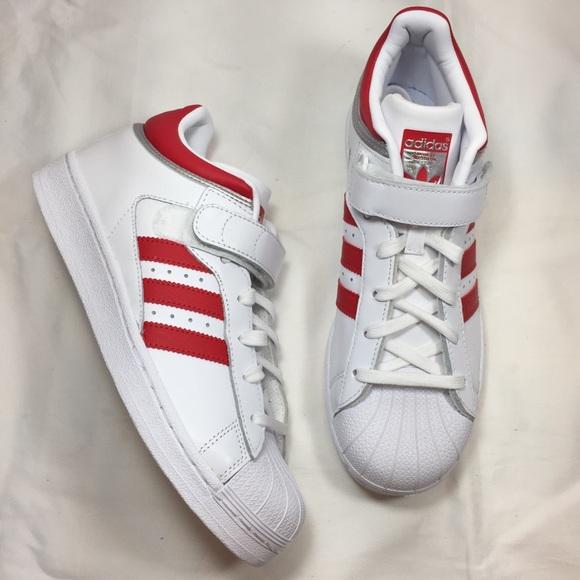 adidas Shoes | Adidas Pro Shell White